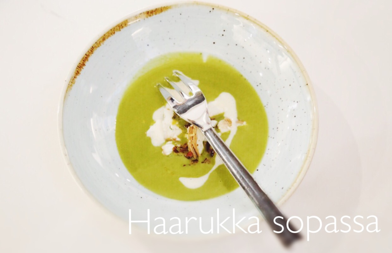 Haarukka Sopassa logo