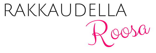 Rakkaudella Roosa logo